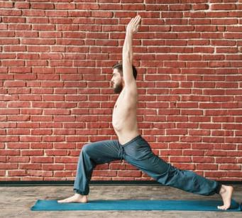Krieger - Yoga