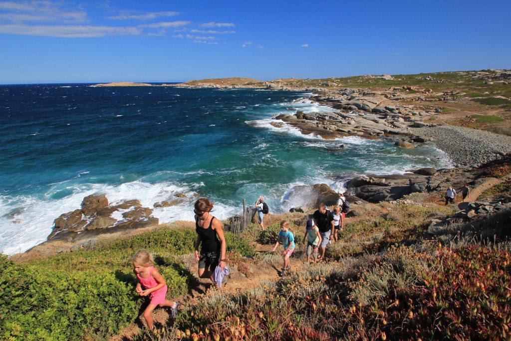 Korsika Wandern mit Kindern