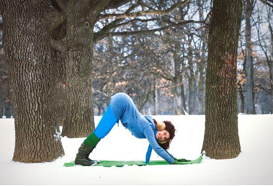 Yogareise im Dezember
