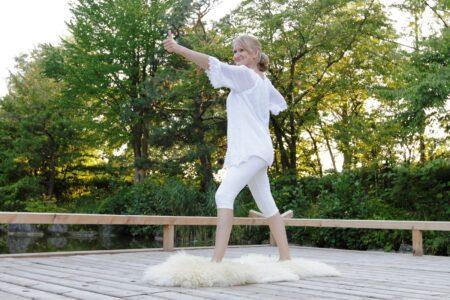 Kundalini Yoga, Krieger, Bogenschütze