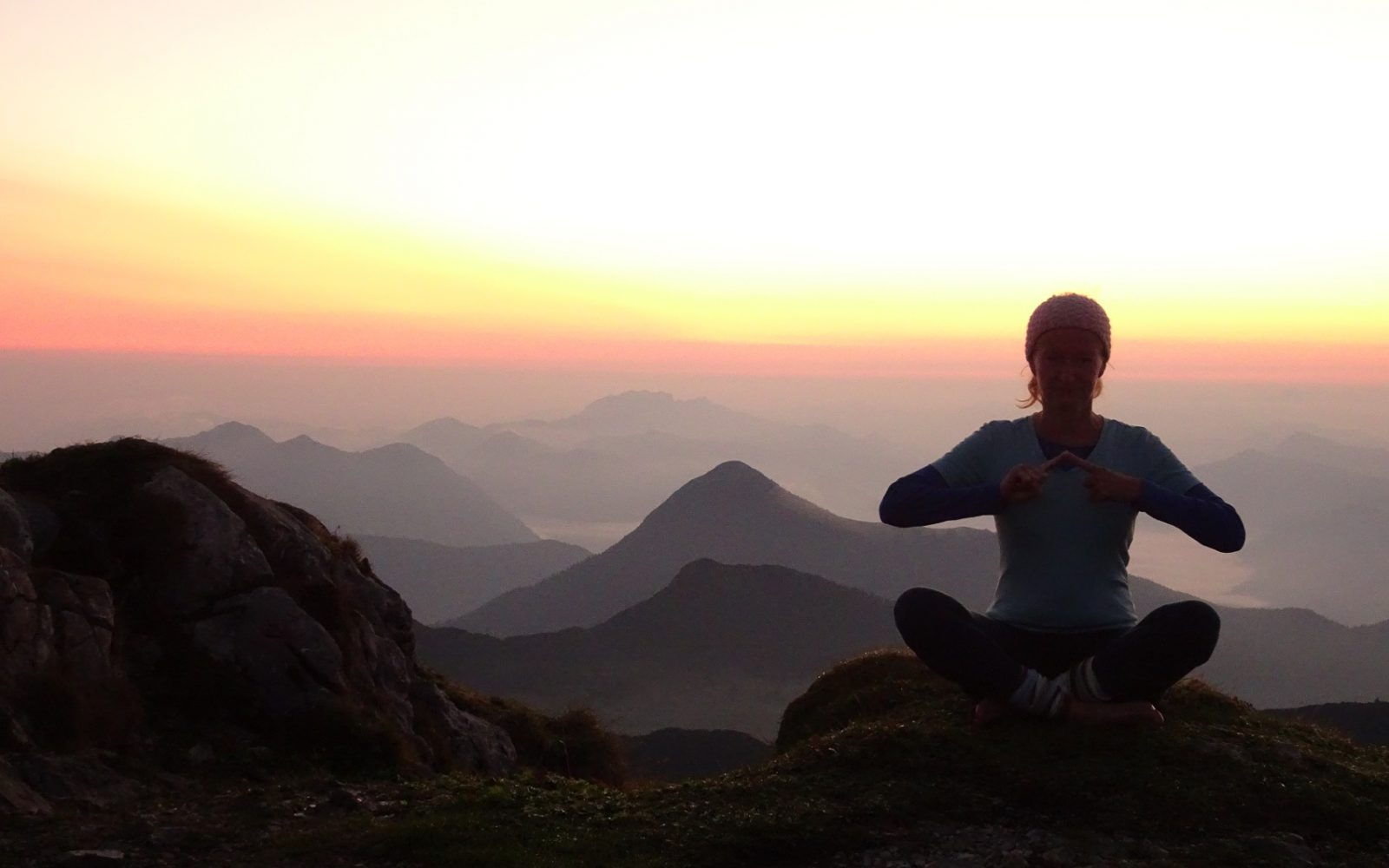 bewusst reisen Spiritwanderung